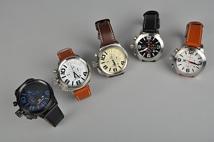 Danish Design Chronographen